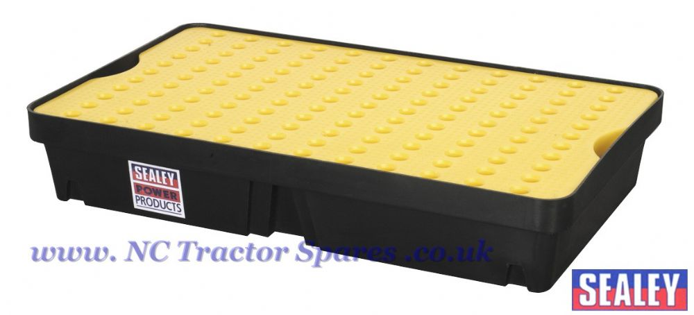 Spill Tray 60ltr with Platform